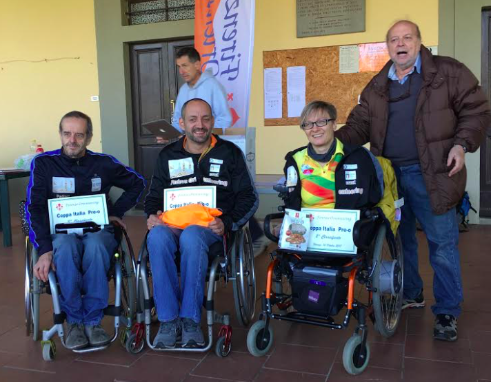 Nardo, Bortolami e Pajaro premiati da Pierluigi Cantini